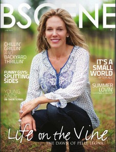 Dawn on the BSCENE cover